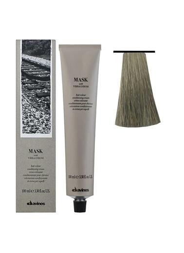 Davines Davines Mask Vibrachrom Saç Boyası 8,1 Küllü Açık Kumral 100 Ml Renksiz